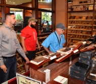 Outlaw Party Rocky Patel 2016 - 19