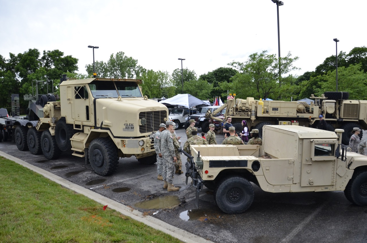 Outlaw Armed Forces Day - 27