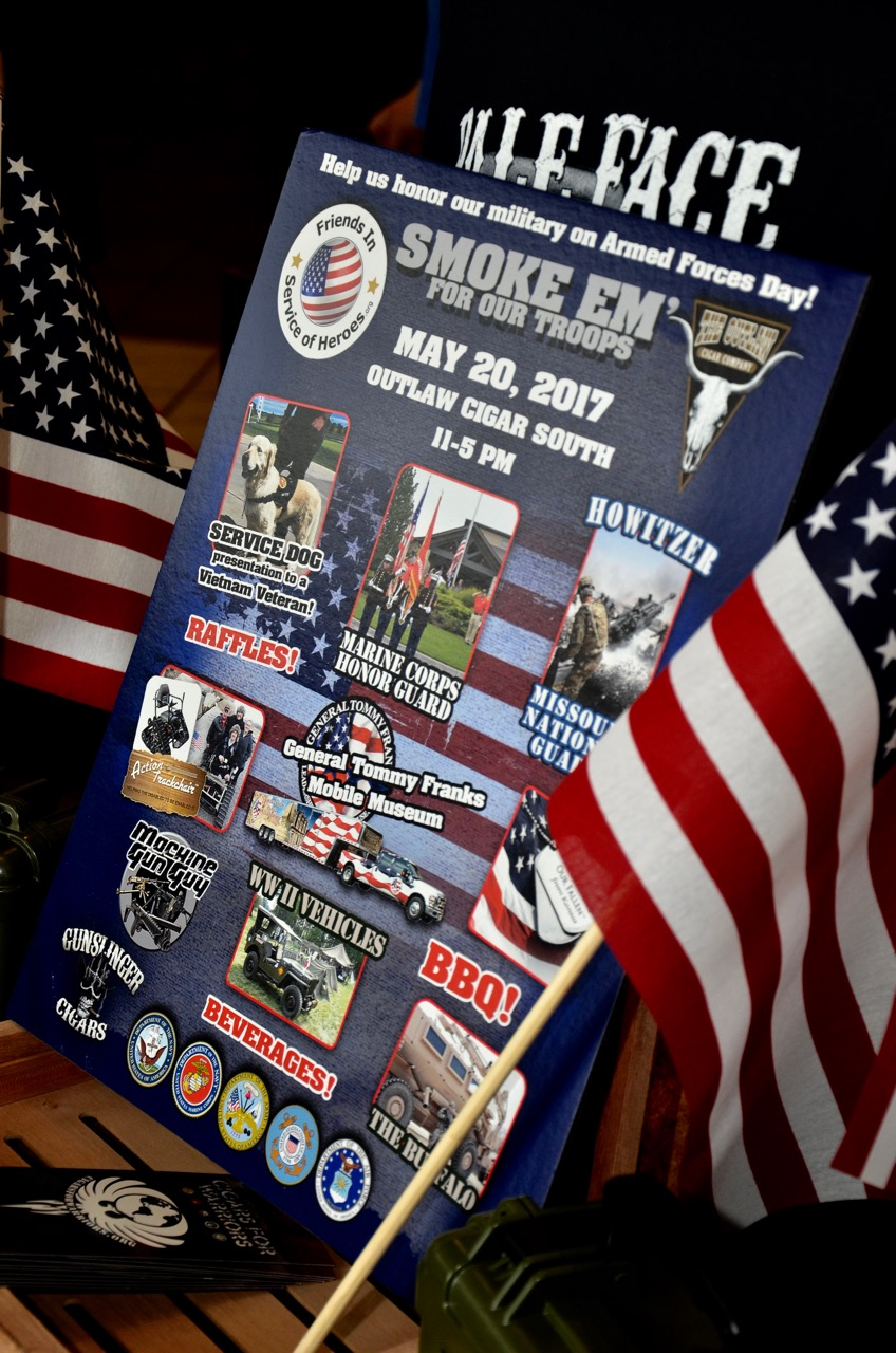 Outlaw Armed Forces Day - 1
