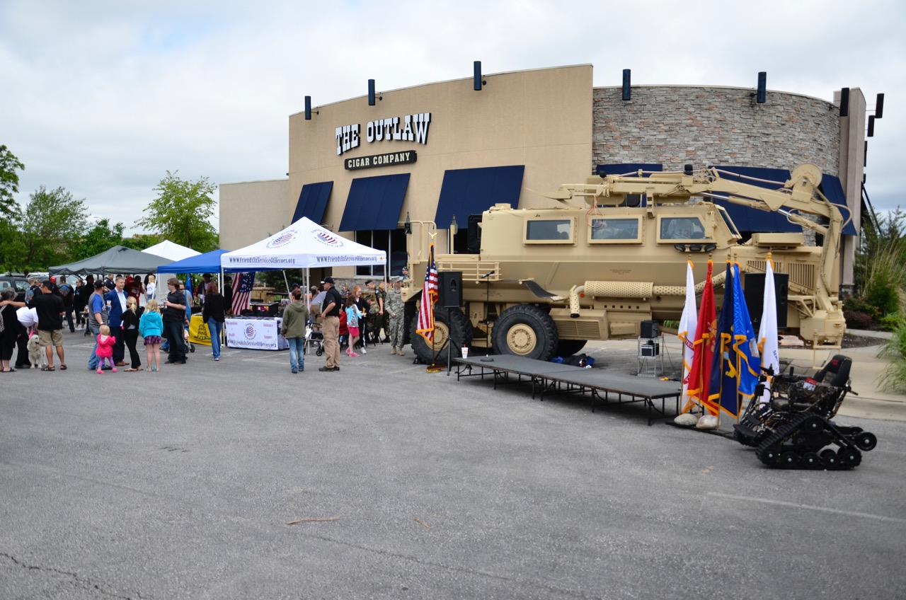 Outlaw Armed Forces Day - 29