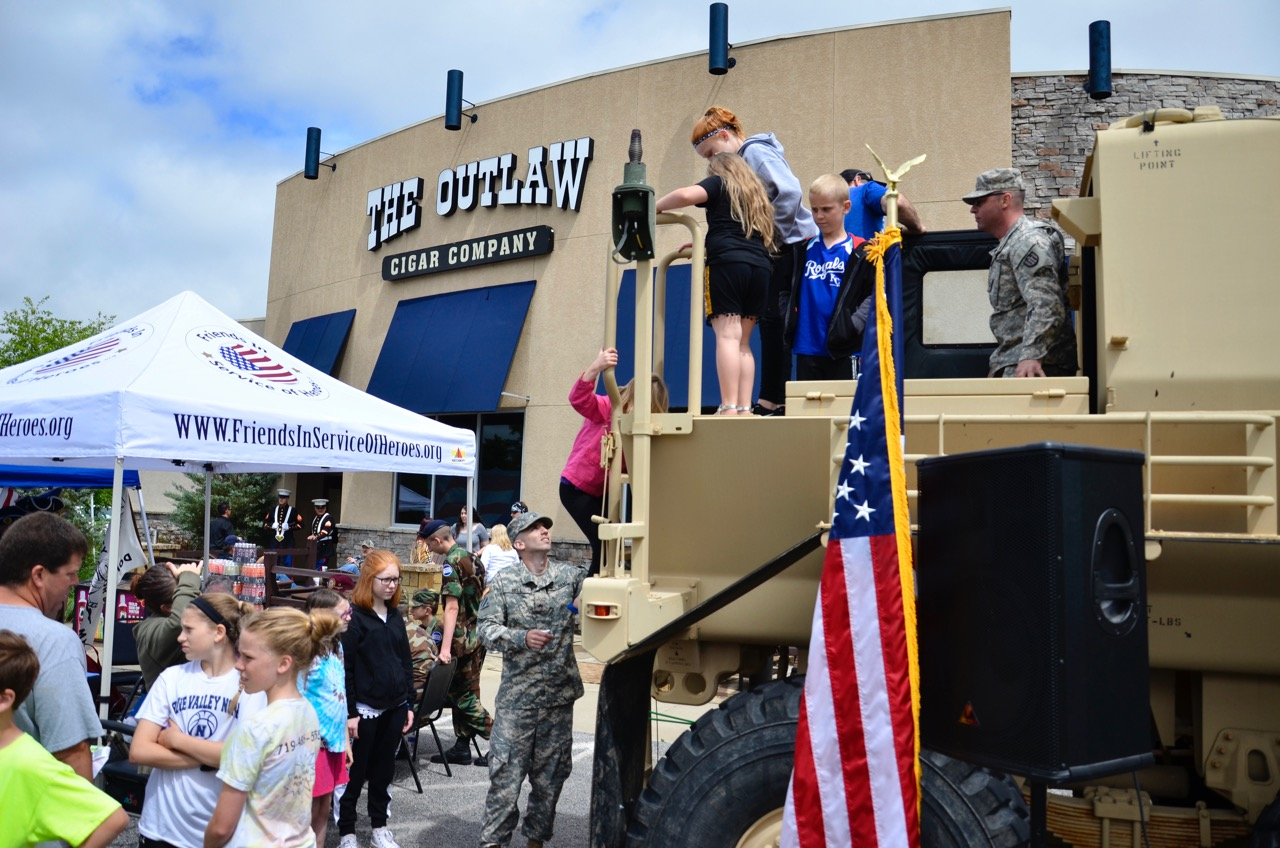 Outlaw Armed Forces Day - 37