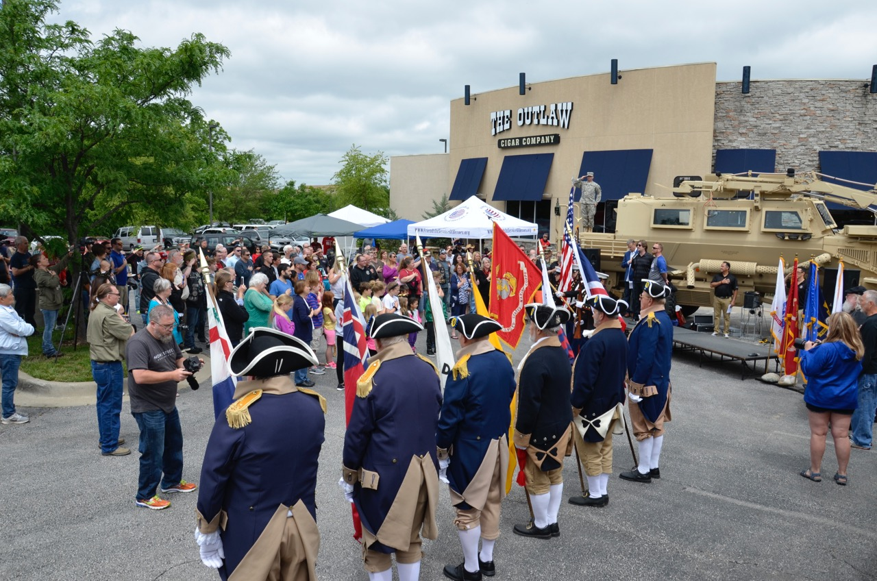 Outlaw Armed Forces Day - 75