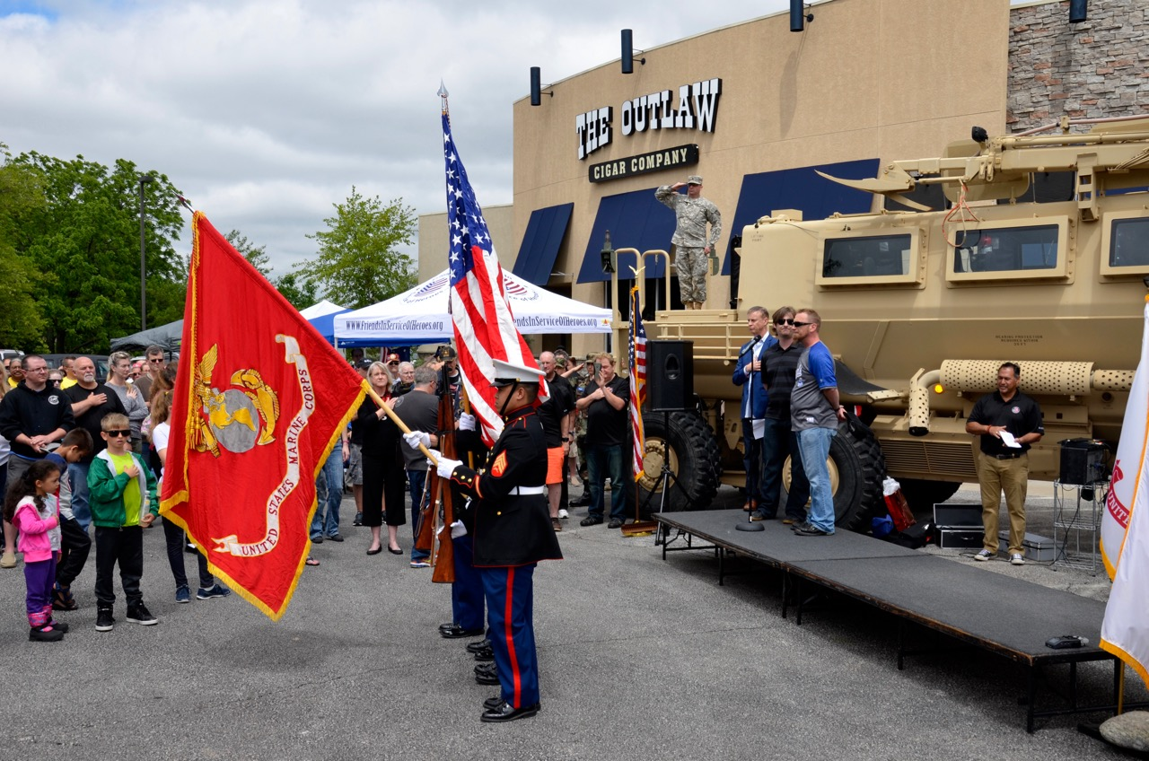 Outlaw Armed Forces Day - 78