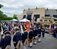 Outlaw Armed Forces Day - 70