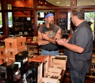 Oulaw - Asylum Cigar event - 29