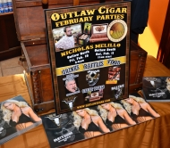 Outlaw Foundation Cigars - 1