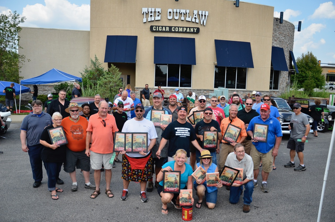 a-Outlaw LFD August 2018 - 2