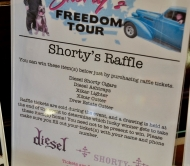 Shorty's Freedom Tour 2018 - 2