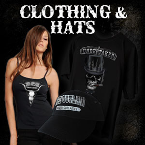 clothing and hats category