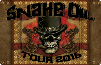 The 2016 Snake Oil Tour