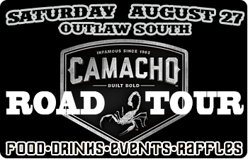 Camacho Master Built Road Tour