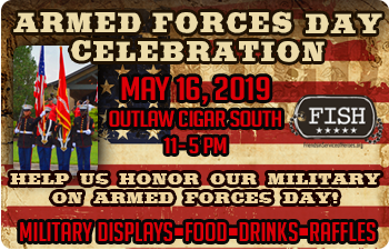 May 16-Armed Forces Day