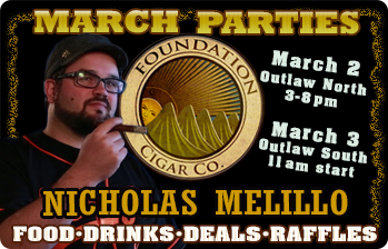 March-Foundation Cigar