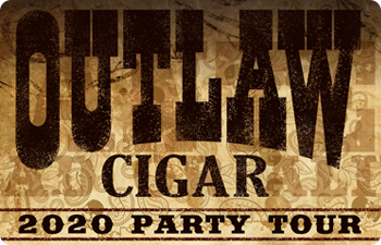 Outlaw Cigar 2020 Party Tour